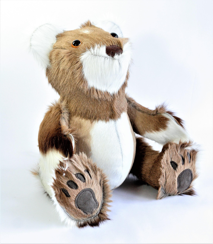 Natural Springbok Teddy Bear
