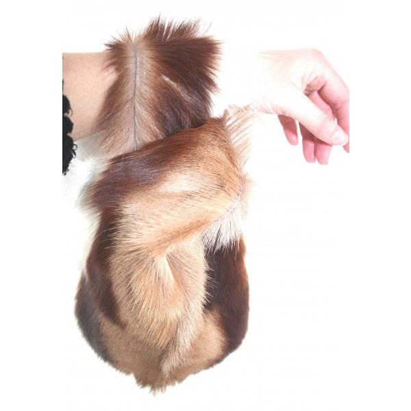 Springbok wrist bag