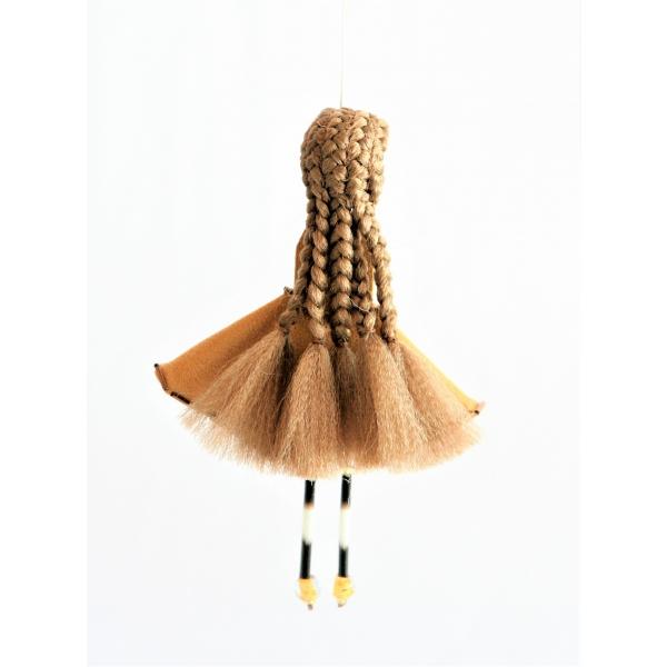 Keeya the Albino Fairy-doll